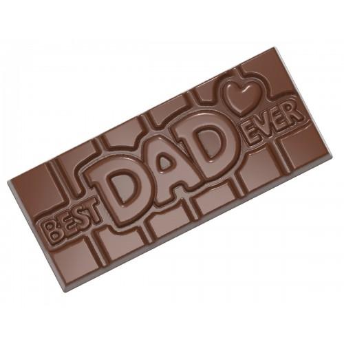 "Chocolate Bar-""Best Dad Ever"""