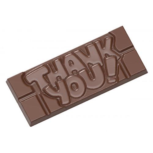 "Chocolate Bar-""Thank You"""