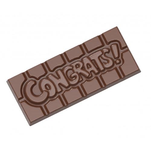 """Chocolate Bar-""""Congrats"""""""