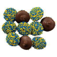 Non-Pareils-Blue and Gold