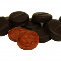 Chocolate Dipped Pepperoni