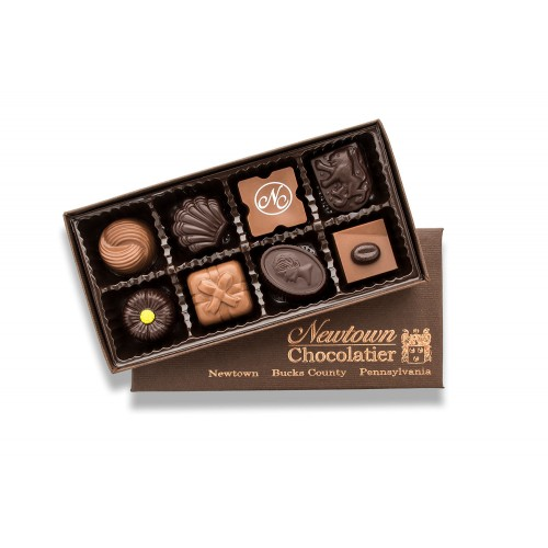 Select Your own Chocolates Signature 8 Piece Gift Box