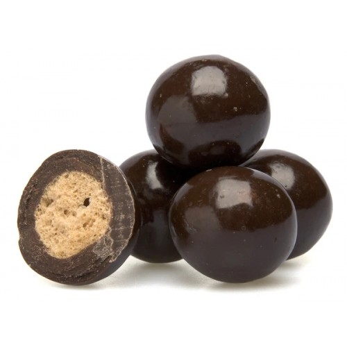 Dark Chocolate Malted Milk Balls
