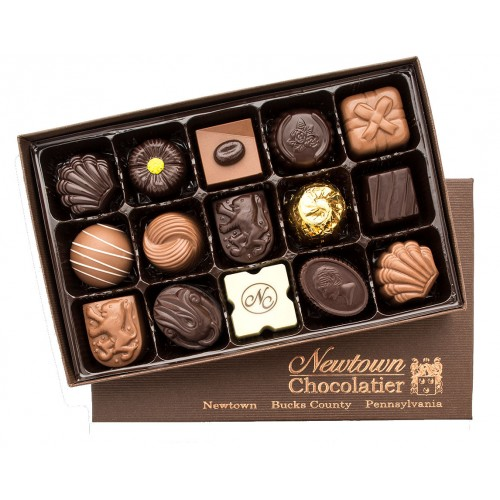 Select Your Own Chocolates Signature 15 Piece Gift Box