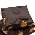 Dark Chocolate Almond Bark