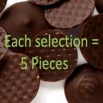 Dark Chocolate Newtown Nips