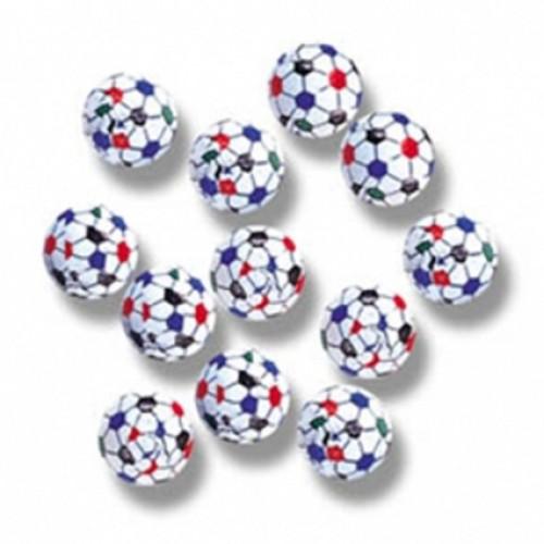 Foiled Soccer Balls