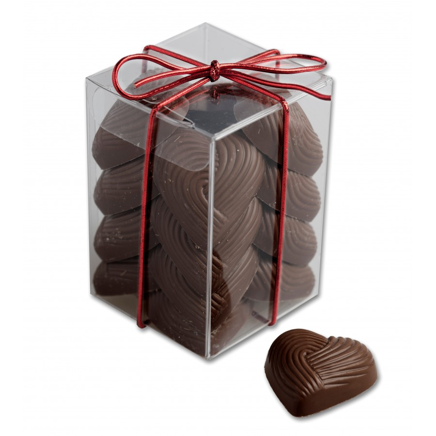 Chocolate Hearts 16 piece
