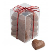 Chocolate Hearts 16 piece
