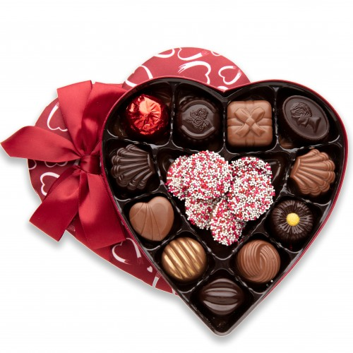 Heart Box 12 piece